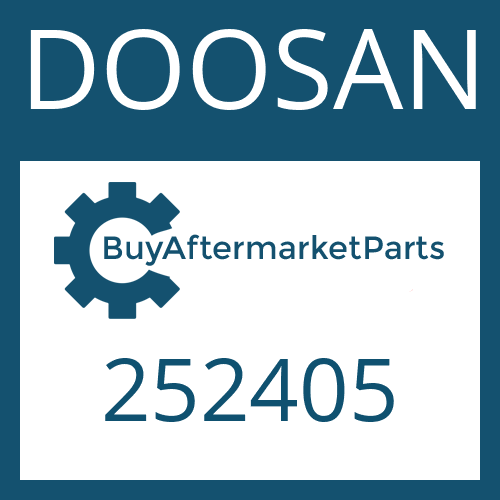 DOOSAN 252405 - PISTON