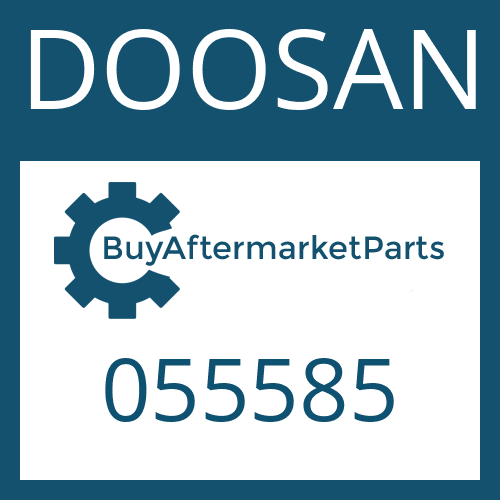 DOOSAN 055585 - SEALING KIT CPL