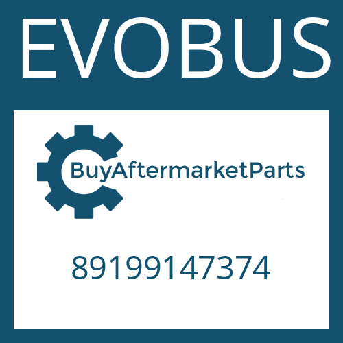 EVOBUS 89199147374 - HEXAGON SCREW