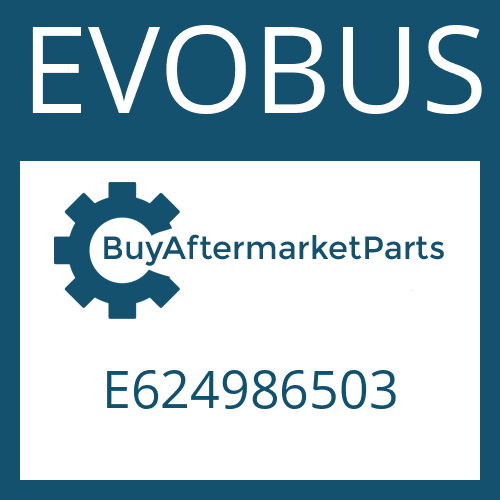 EVOBUS E624986503 - SHAFT SEAL