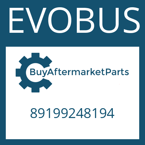 EVOBUS 89199248194 - LOCKING SCREW