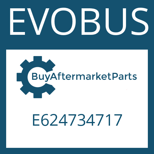 EVOBUS E624734717 - ADJUSTING SCREW