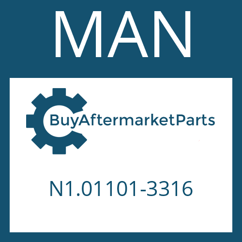 MAN N1.01101-3316 - REPAIR KIT