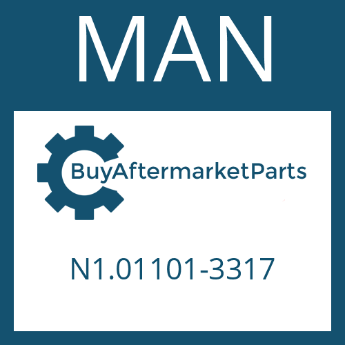 MAN N1.01101-3317 - REPAIR KIT