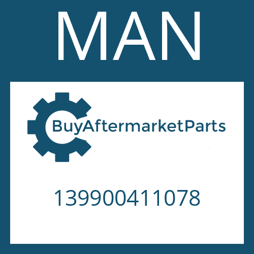 MAN 139900411078 - SCREW PLUG