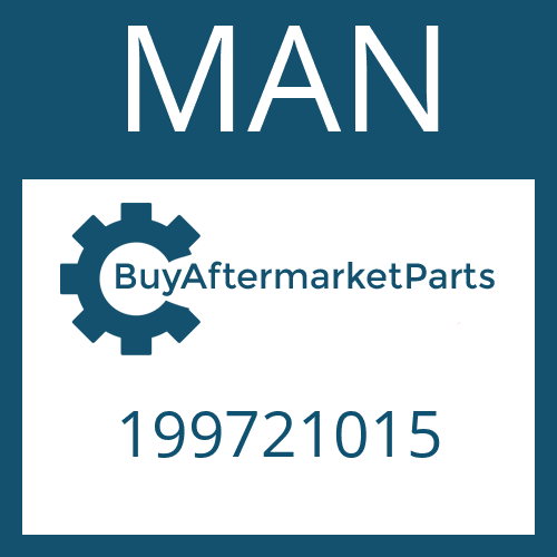 MAN 199721015 - RETAINING RING