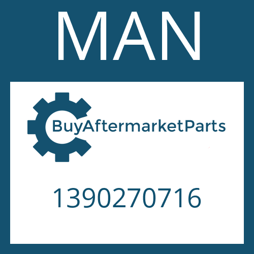 MAN 1390270716 - TAB WASHER