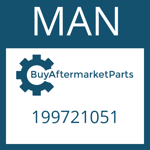 MAN 199721051 - SEALING RING