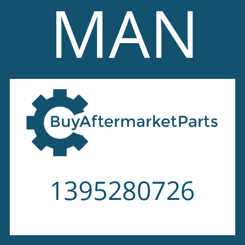 MAN 1395280726 - HELICAL GEAR