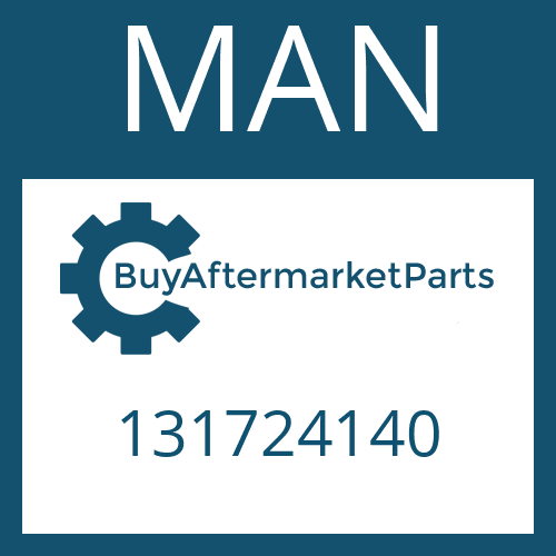 MAN 131724140 - GEAR SHIFT SHAFT