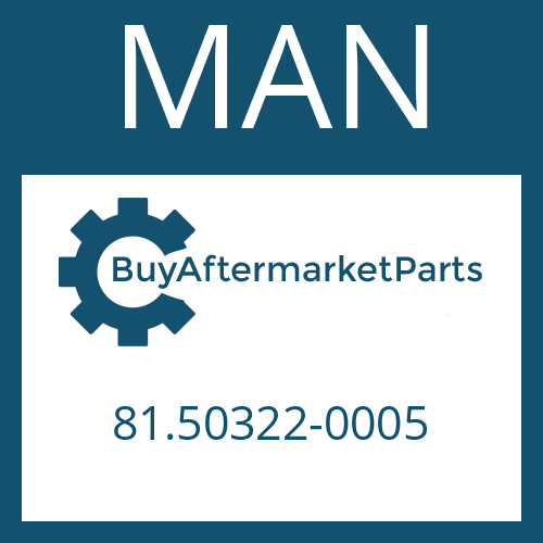 MAN 81.50322-0005 - COVER