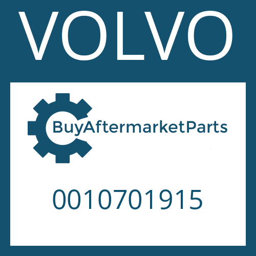 VOLVO 0010701915 - SUPPORT DISC