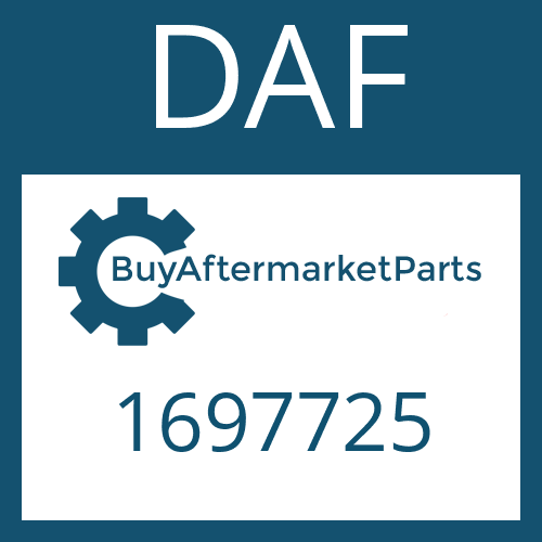 DAF 1697725 - RELEASE DEVICE