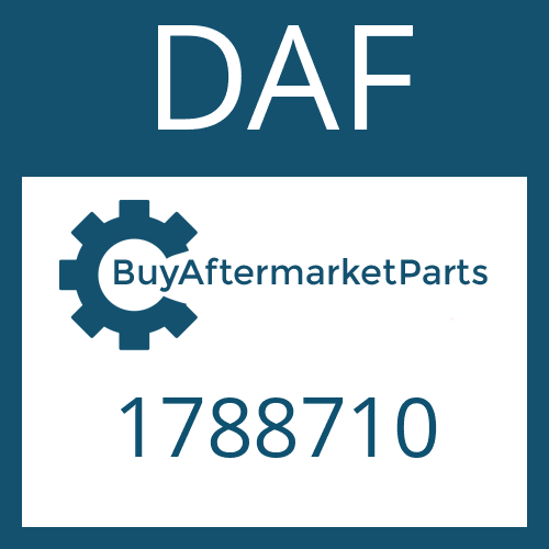 DAF 1788710 - DIAPHRAGM
