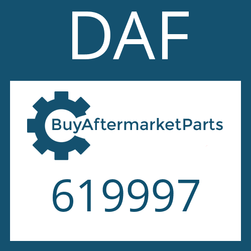 DAF 619997 - BALL BEARING
