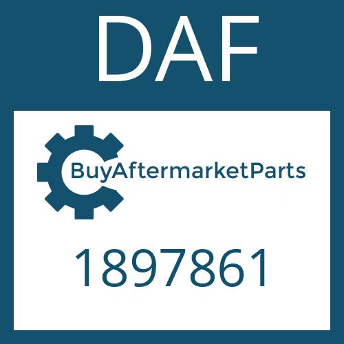 DAF 1897861 - COMBINATION SCREW
