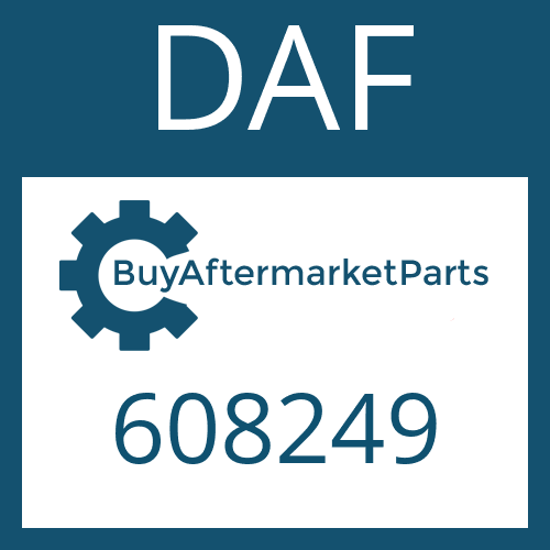 DAF 608249 - BEARING BUSH