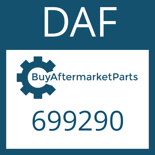 DAF 699290 - INTERMEDIATE SHAFT