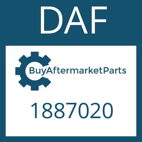 DAF 1887020 - REPAIR KIT