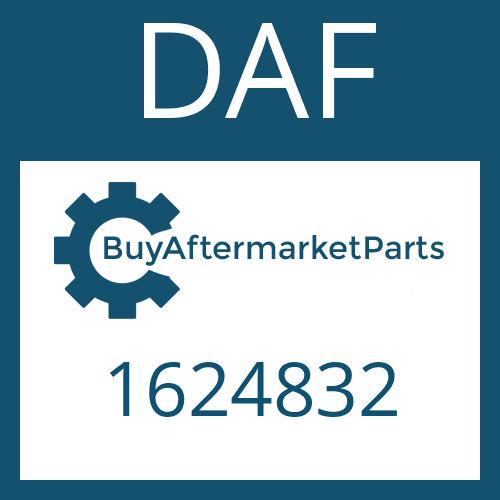 DAF 1624832 - JOINT PIN