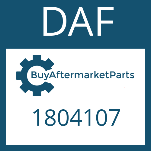DAF 1804107 - SPLIT RING