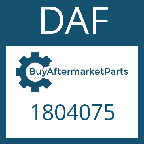 DAF 1804075 - SPLIT RING