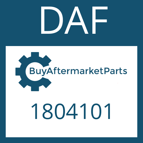 DAF 1804101 - SPLIT RING