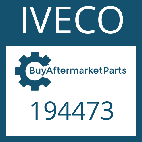 IVECO 194473 - MAIN SHAFT
