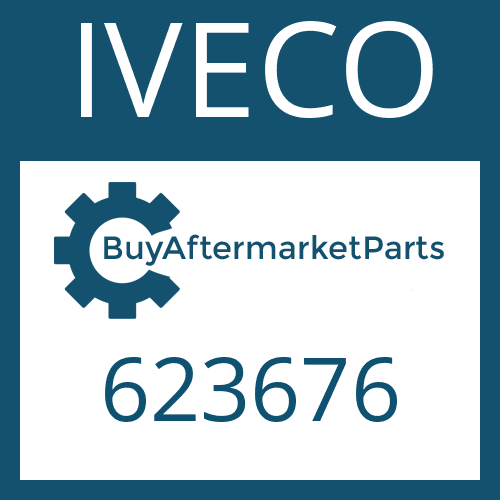 IVECO 623676 - HELICAL GEAR