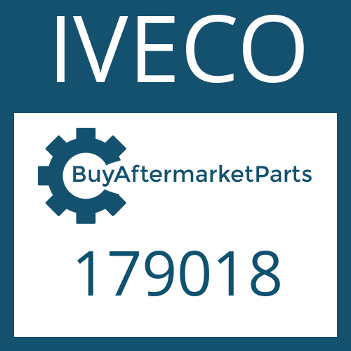 IVECO 179018 - CONNECTION PLATE