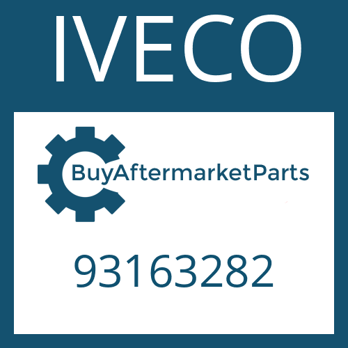 IVECO 93163282 - HELICAL GEAR