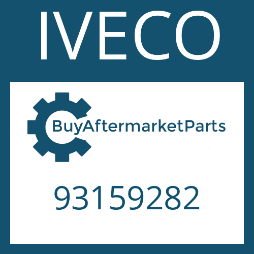 IVECO 93159282 - GEAR SHIFT RAIL