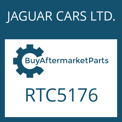 JAGUAR CARS LTD. RTC5176 - CUP SPRING