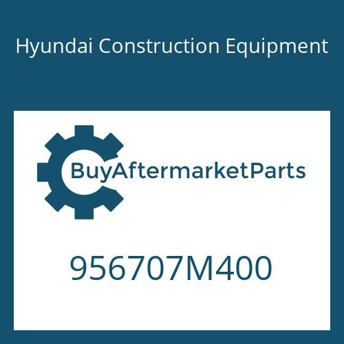 Hyundai Construction Equipment 956707M400 - ELECTRON.MODULE
