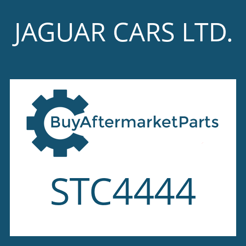 JAGUAR CARS LTD. STC4444 - INDUCTIVE TRANSMITTER