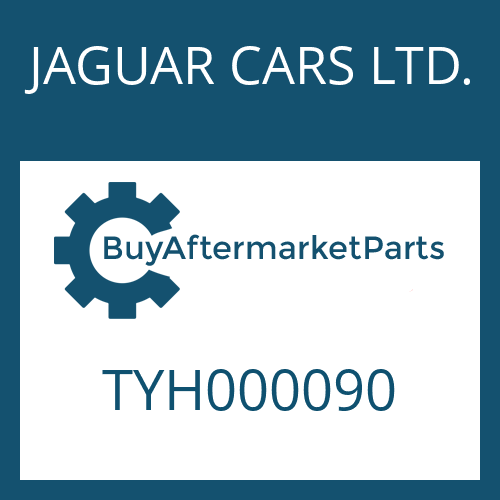 JAGUAR CARS LTD. TYH000090 - HALTER