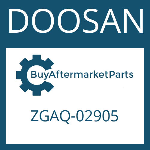 DOOSAN ZGAQ-02905 - LOCKING SCREW