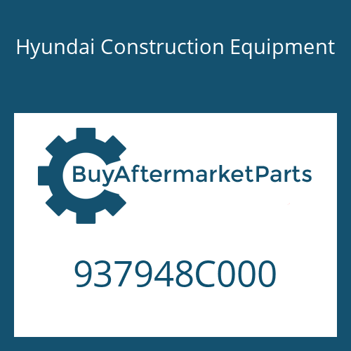 Hyundai Construction Equipment 937948C000 - SWITCH