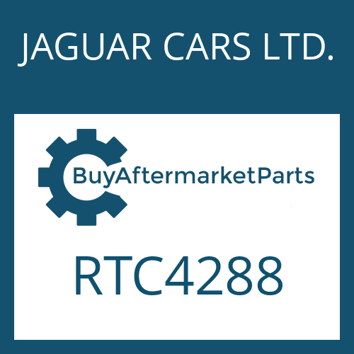 JAGUAR CARS LTD. RTC4288 - LEG SPRING