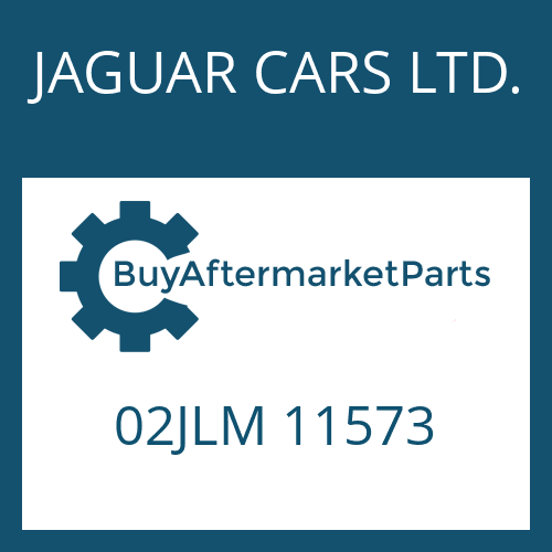 JAGUAR CARS LTD. 02JLM 11573 - COMPRESSION SPRING
