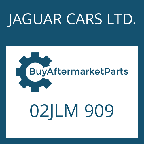 JAGUAR CARS LTD. 02JLM 909 - RETAINING RING