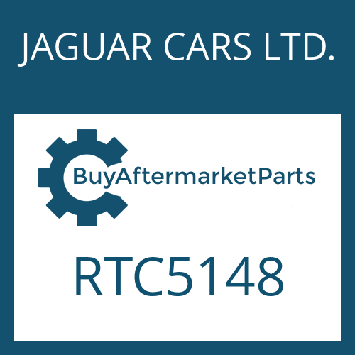 JAGUAR CARS LTD. RTC5148 - SNAP RING