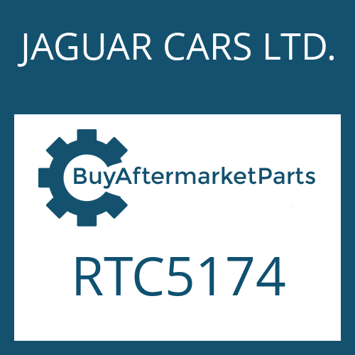 JAGUAR CARS LTD. RTC5174 - CENTERING PLATE