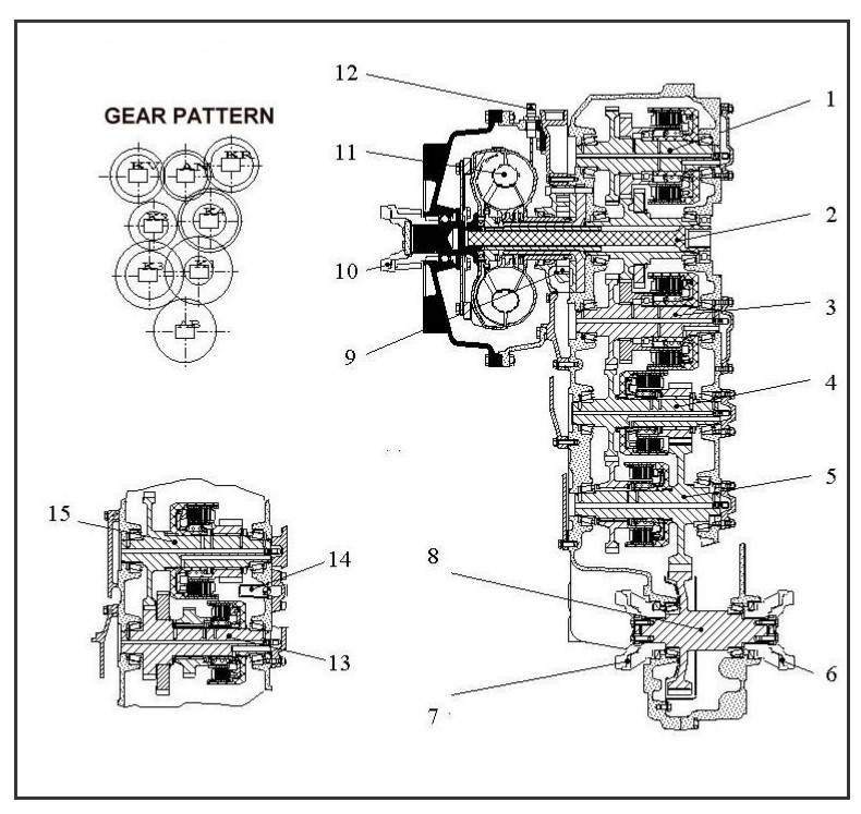 How ZF Transmission 4WG190/210 works | FAQ | Buy Aftermarket Parts