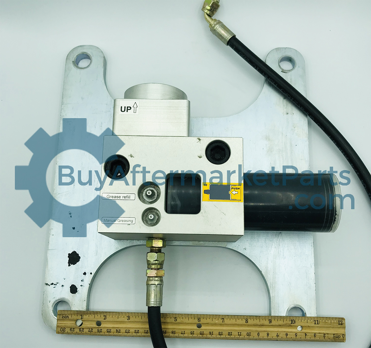 XTA5H Autolube pump kit with plate